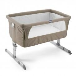 تخت کنار مادر چیکو کرم مدل Chicco Next2Me