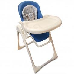 صندلی غذا کودک هپی بی بی رنگ آبی Happybaby