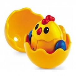 اسباب بازی کودک مرغ و تخم مرغ برند تولو Tolo