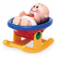 اسباب بازی گهواره و نوزاد برند تولو Tolo