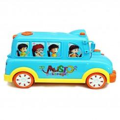 اسباب بازی واکر اتوبوس طرح Music bus