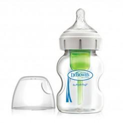 شیشه شیر پیرکس آپشن پلاس 150 میل نوزادی دکتر براون Dr Browns