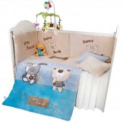 سرویس خواب 7 تکه نوزاد طرح خرس little friends