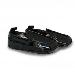 کفش پسرانه مشکی ورنی مکس Mexx