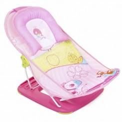 آسانشور حمام کودک ماستلا رنگ صورتی Mastela