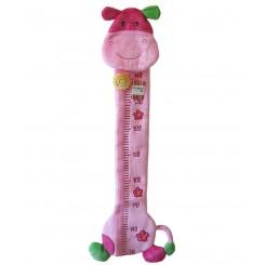 خريد اينترنتي سيسموني نوزاد چارت اندازه گیری نوزاد زرافه سه رنگ کنزا Kenza - 1 نوزادی، نی نی لازم فروشگاه اینترنتی سیسمونی