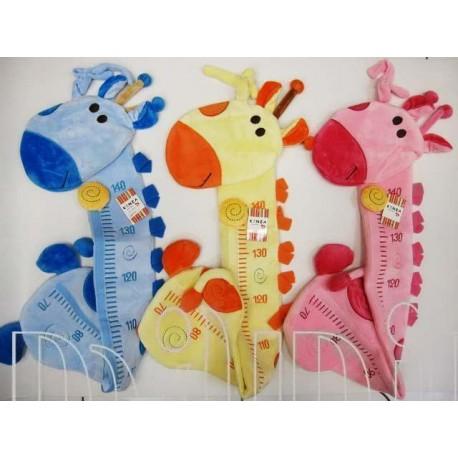چارت اندازه گیری نوزاد گوزن سه رنگ کنزا Kenza - 1