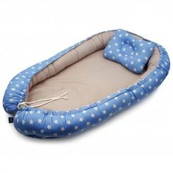 سبد خواب نوزادی چیکو رنگ آبی Chicco