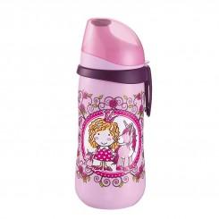 لیوان آموزشی 330میل kids cup دخترانه نیپ رنگ صورتی Nip