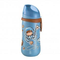 لیوان آموزشی 330میل kids cup نیپ پسرانه آبیNip
