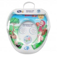 تبدیل توالت فرنگی کودک طرح ماشا و میشا Mam & Baby