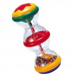 اسباب بازی جغجغه ای استوانه دانه رنگی تولو Tolo