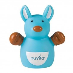 چراغ خواب اتاق کودک نوویتا طرح خرگوش آبی Nuvita