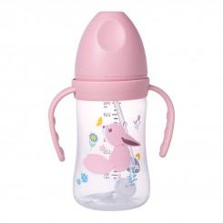شیشه شیر 360 درجه نوزاد طرح روباه Rovoco