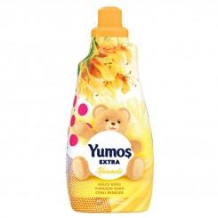 نرم کننده و خوشبوکننده لباس نوزاد زرد یوموش Yumos