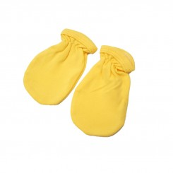 دستکش دخترانه طرح جوجه زرد تاپ لاین Topline