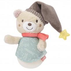 جغجغه عروسکی مدل خرس بیبی فن baby fehn