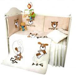 ست 7 تکه سرویس خواب نوزاد طرح خرس