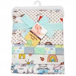 خشک کن 4 عددی نوزادی طرح بادبادک و سگ کارتز Cartes