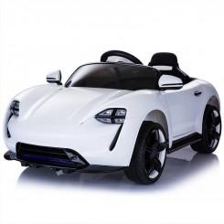 ماشین شارژی مدل پورشه سفید
