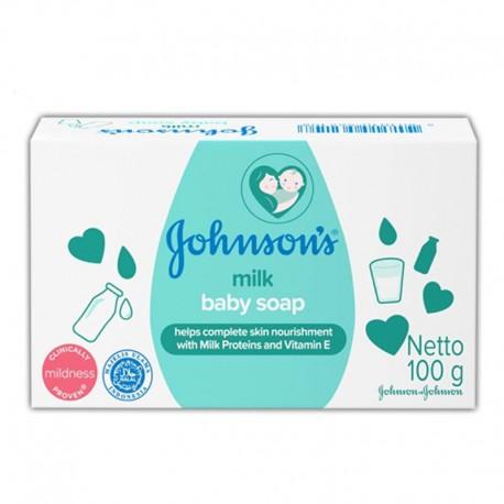صابون عصاره شیر جانسون Johnsons - 1