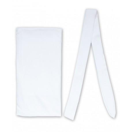 قنداق و بند قنداق سفید ساده تاپ لاین Top Line - 1