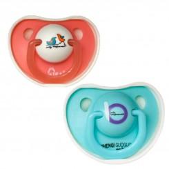 پستانک نوزاد 0 تا 6 ماه هی اور شی heorshe