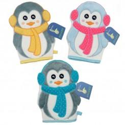 لیف حمام کودک مدل پنگوئن Dolano
