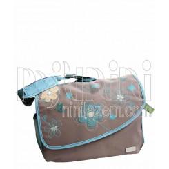 کیف لوازم کودک آبی بایا Baya