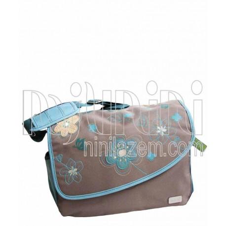 کیف لوازم کودک آبی بایا Baya - 1