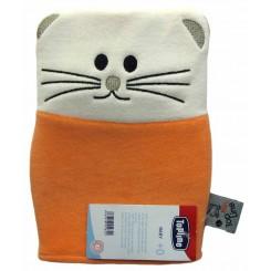لیف برس دار گربه نارنجی تاپ لاین Top Line