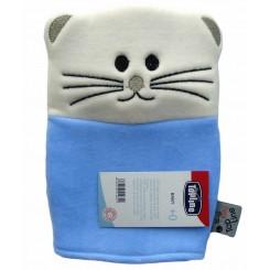 لیف برس دار گربه آبی تاپ لاین Top Line