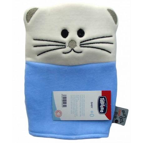 لیف برس دار گربه آبی تاپ لاین Top Line - 1
