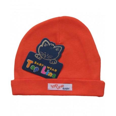 کلاه استرچ (نارنجی) تاپ لاین Top Line - 1