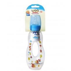 خريد اينترنتي سيسموني نوزاد شیشه شیر طلقی وسط خالی 250cc وی Wee - 1 نوزادی، نی نی لازم فروشگاه اینترنتی سیسمونی