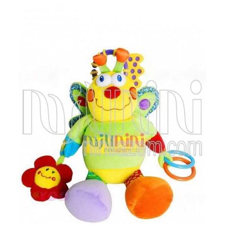 عروسک نخکش موزیکال زنبور جولی بی بی Jollybaby - 1