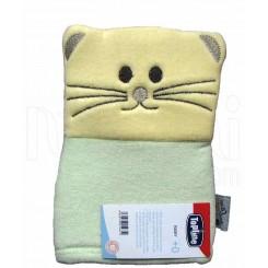 لیف برس دار گربه سبز تاپ لاین