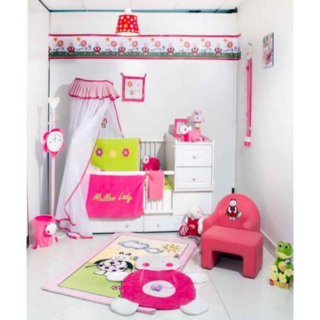 فرش اتاق کودک (مدل لیدی)پارکادو Parkado - 1