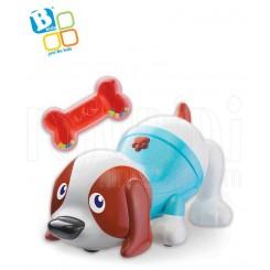 سگ متحرک و استخوان بلوباکس Blue-Box