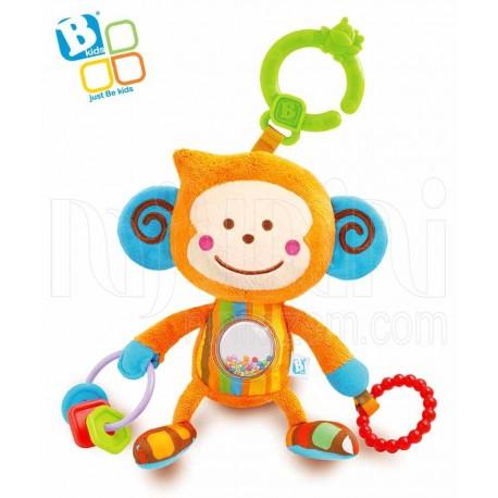 عروسک دندانگیر میمون بلوباکس Blue-Box - 1