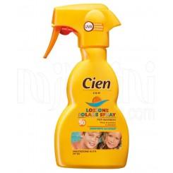 کرم مخصوص حمام آفتاب کودکان سیین Cien
