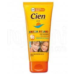 کرم ضد آفتاب کودک سیین Cien