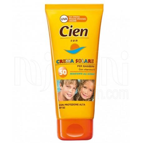 کرم ضد آفتاب کودک سیین Cien - 1