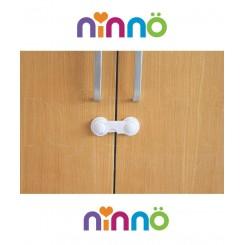 خريد اينترنتي سيسموني نوزاد قفل کابینت  Cabinet Lock نینو Ninno نوزادی، نی نی لازم فروشگاه اینترنتی سیسمونی