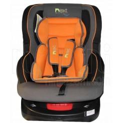 خريد اينترنتي سيسموني نوزاد صندلی ماشین کودک نکست مدل فول 585 (نارنجی)  Next - 1 نوزادی، نی نی لازم فروشگاه اینترنتی سیسمونی