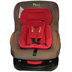 خريد اينترنتي سيسموني نوزاد صندلی ماشین کودک نکست مدل فول 585 (قرمز)  Next - 1 نوزادی، نی نی لازم فروشگاه اینترنتی سیسمونی