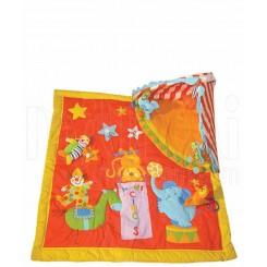 خريد اينترنتي سيسموني نوزاد تشک بازی نوزاد طرح سیرک کوچک پارکادو Parkado نوزادی، نی نی لازم فروشگاه اینترنتی سیسمونی