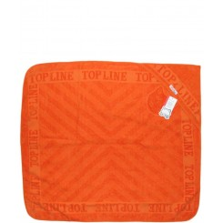 حوله تک رنگی (نارنجی) تاپ لاین Top Line