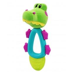 خريد اينترنتي سيسموني نوزاد دندانگیر خنک کننده عروسکی نابی Nuby - 3 نوزادی، نی نی لازم فروشگاه اینترنتی سیسمونی