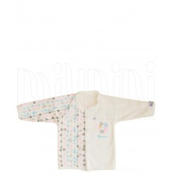خريد اينترنتي سيسموني نوزاد به آوران مدل گل مانتو دخترانه Behavaran نوزادی، نی نی لازم فروشگاه اینترنتی سیسمونی
